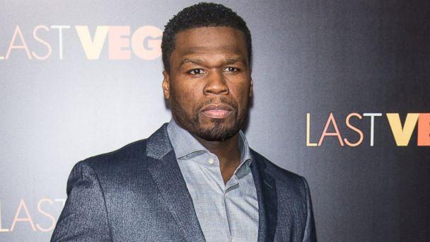 PHOTO: Actor/rapper Curtis 50 Cent Jackson attends the Last Vegas premiere