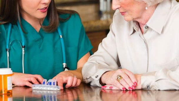 gty alzheimers caregiver kb 140319 16x9 608 Women Bear Brunt of Alzheimers Disease, Report Shows