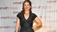 PHOTO: The former &quot;SNL&quot; star, Ana Gasteyer, uses a combination of garlic pills, vitamin C, sleep and exercise for curing the cold, seen here in this Dec. 7, 2011 file photo.