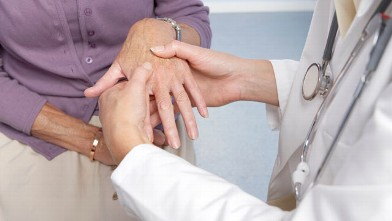 PHOTO: There are numerous therapies available that can help arthritis sufferers lead normal lives.