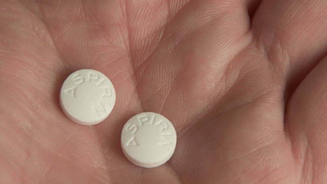 PHOTO: A new study shows that regular use of aspirin may lower the risk of skin cancer.