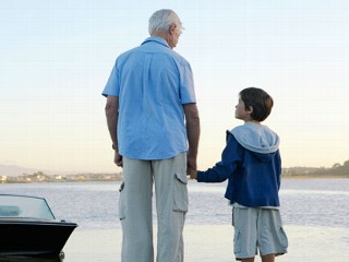Grandpa's Age May Be Autism Factor