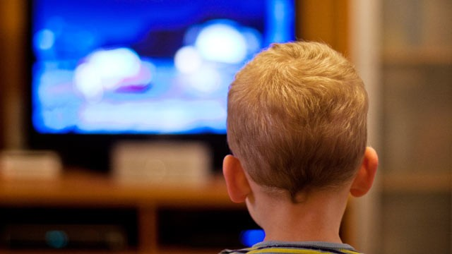 PHOTO: Kids may be watching more instances of