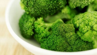 PHOTO: A new study suggests spicing up the name of veggies, like broccoli to 'Power Punch Broccoli,' will get kids to eat them more.