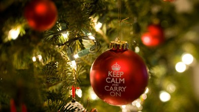 PHOTO: Liz Pryor shares her top ten tips to ease the holiday madness.