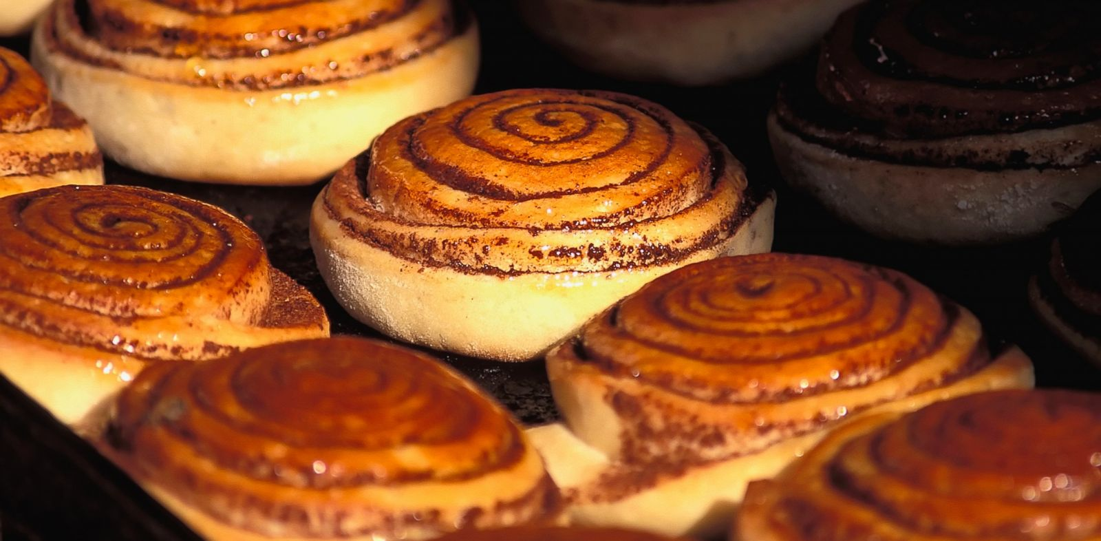 PHOTO: Traditional Danish cinnamon rolls contain an excess of a compound found in the cinnamon, according to a study.