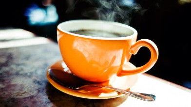 PHOTO: A new study finds that coffee fanatics are less likely to develop the most common type of skin cancer.
