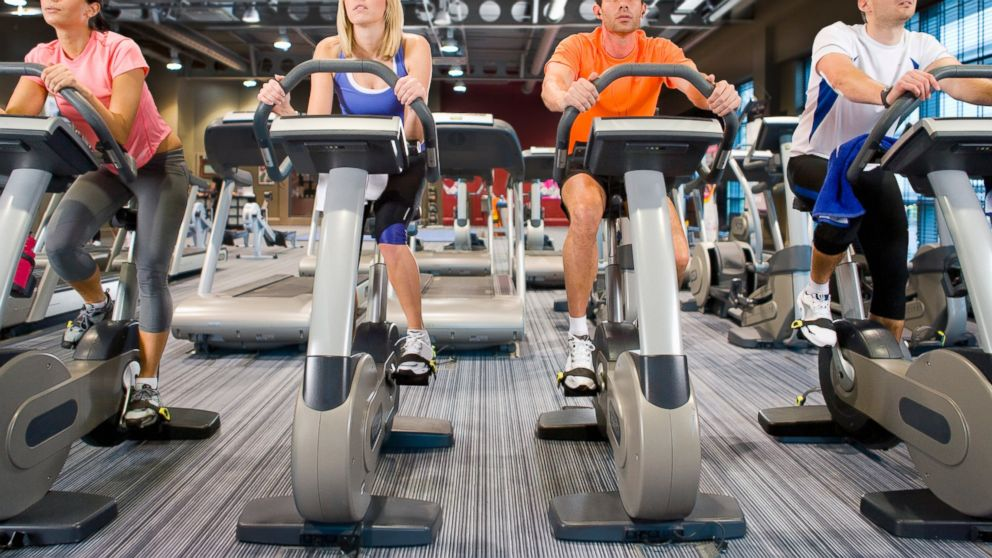 PHOTO: Heading to the gym to make good on your New Years resolution is great, but keep gym etiquette in mind.