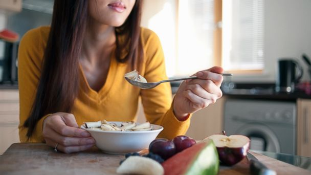 PHOTO: People who skip breakfast tend to have a poorer quality of diet.