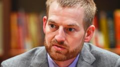PHOTO: Ebola survivor Dr. Kent Brantly, pictured here in Washington, D.C. on Sept. 17, 2014, has helped U.S. Ebola patients by donating his blood for transfusions.