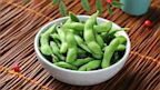 PHOTO: Edamame is one of the top vegetarian protein choices.