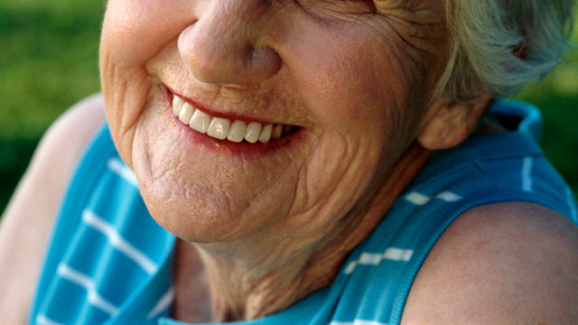 PHOTO: Your teeth can make you look older or younger, depending on how well you care for them.