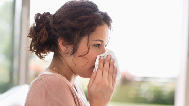 PHOTO: People talk about colds and flu in the same breath, but once flu gets a foothold in the nose, throat and lungs, it brings a higher level of misery, not to mention mortality.