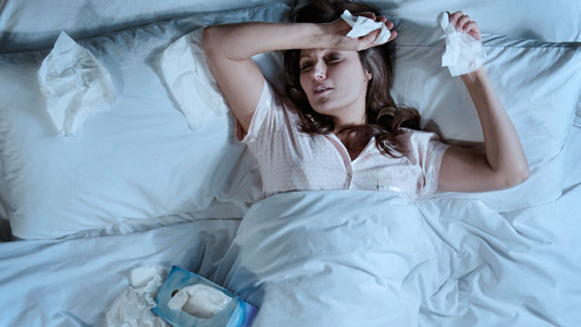 PHOTO: How does a sleepless night affect your body?