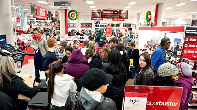 U.S. Thanksgiving Weekend Sales Increase 16% to $52.4 Billion, NRF Says