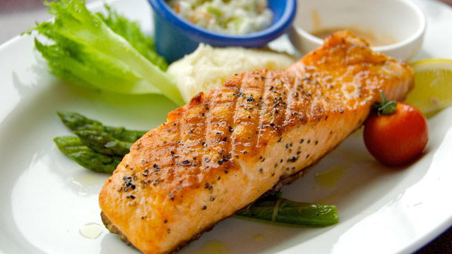 PHOTO: Salmon contains some of the highest level of vitamin D found in foods.