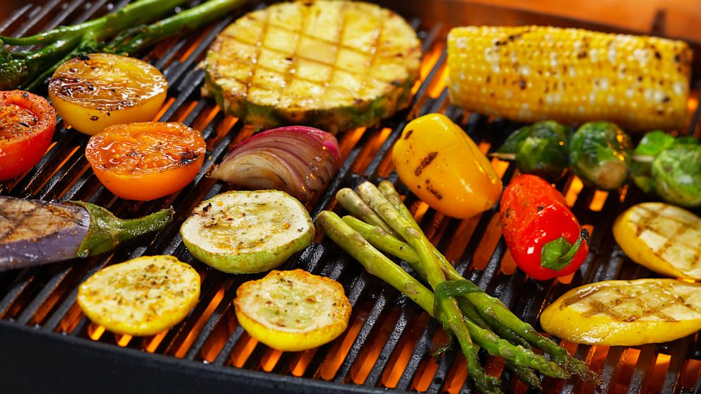 How to grill 6 summer vegetables abc news - Make perfect grilled vegetables ...