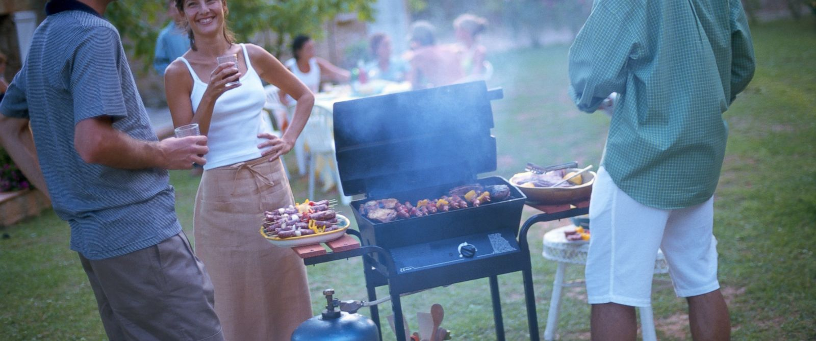There are ways to safely grill over the Memorial Day holiday.