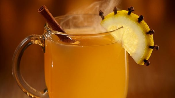 PHOTO: A hot rum toddy is seen in this undated stock photo.