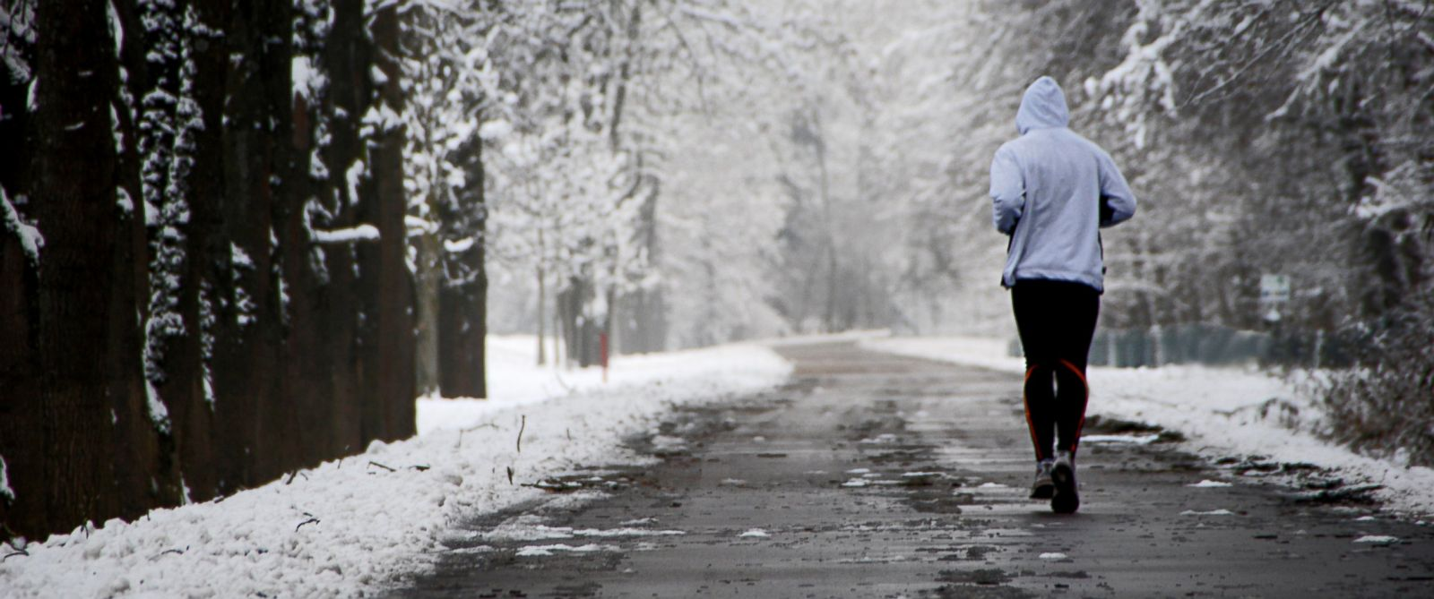 6 running tips to keep you safe this winter abc news