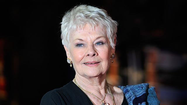 PHOTO: Judi Dench