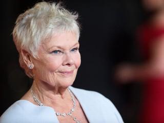 Judi Dench Takes Memory Pills