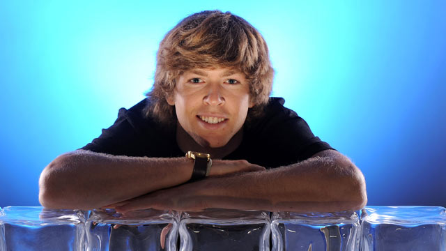 PHOTO: Snowboarder Kevin Pearce poses for a portrait during Day Two of the 2010 U.S. Olympic Team Media Summit at the Palmer House Hilton, Chicago, Illinois Sept. 11, 2009.