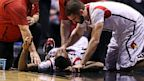PHOTO: Basketball star Kevin Ware has made a remarkable recovery after sustaining a compound fracture at last years NCAA finals.