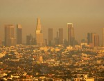 "PHOTO: Los Angeles tops the American Lung Associations ""State of Clean Air"" list for the worse ozone pollution for the 13th time in the past 14 years."