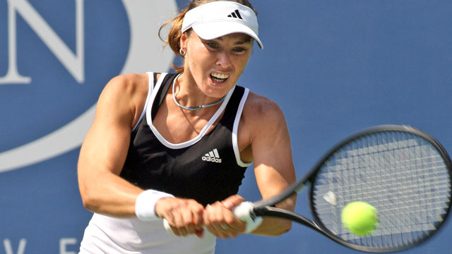 PHOTO: Martina Hingis
