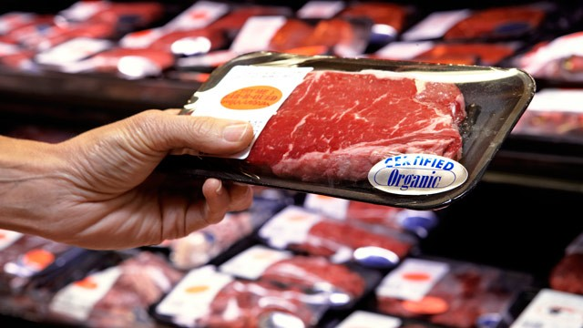 PHOTO: This year, the USDA began requiring nutrition labels on meat.
