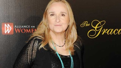 Singer Melissa Etheridge arrives 38th Annual Gracie Awards Gala at The Beverly Hilton Hotel, May 21, 2013 in Beverly Hills.