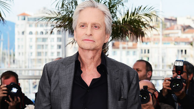 PHOTO: Michael Douglas attends the photocall for Behind the Candelabra during the 66th Annual Cannes Film Festival at Palais des Festivals, May 21, 2013, in Cannes, France.