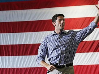 Photos: How Paul Ryan Got Trim Physique