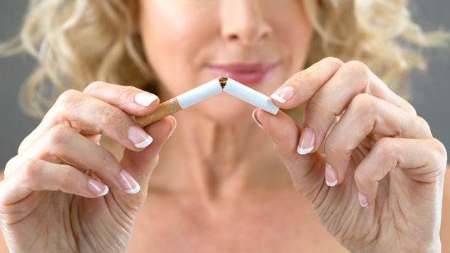 PHOTO: The Great American Smokeout is a day dedicated to encourage smokers to either quit.