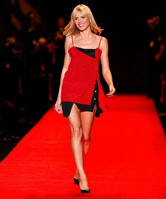 Heart Truth's Red Dress Collection: Through The Years