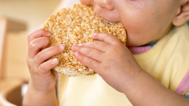 PHOTO: A new study finds organic brown rice syrup appears to be the source of arsenic in some organic foods
