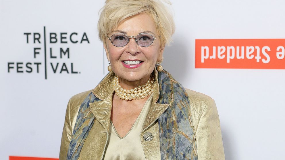 PHOTO: Actress Roseanne Barr attends the 2015 Tribeca Film Festival LA Kickoff Reception at The Standard, Hollywood on March 23, 2015 in West Hollywood, Calif.