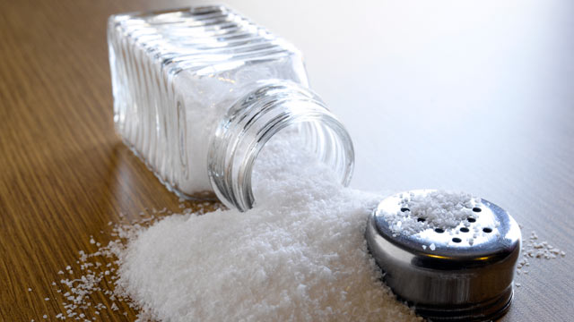 PHOTO: Salty diets have been linked to heart woes, but experts say the case against salt isnt settled.