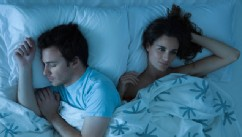 PHOTO: Couple in bed