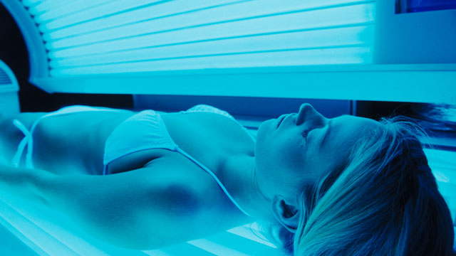 PHOTO: American Suntanning Association (ASA) wants to dispel myths and misinformation about tanning beds.