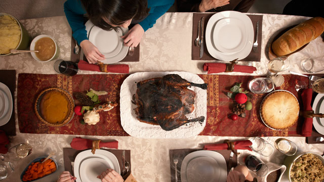 PHOTO: From overindulgence to car accidents, Thanksgiving poses various hazards to ones health.