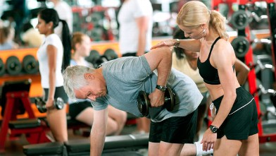 Here are some tips on how to get fit and stay fit at any age.