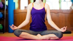 PHOTO: Both yoga and meditation have been show to reduce stress, anxiety and depression.