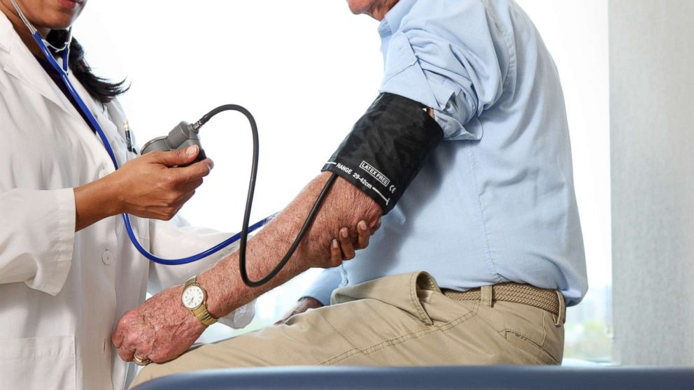 More than 103 million Americans will have high blood pressure under new guidelines