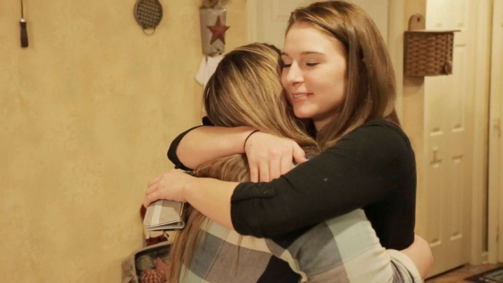 Finding Hope: A young woman's journey back from heroin addiction