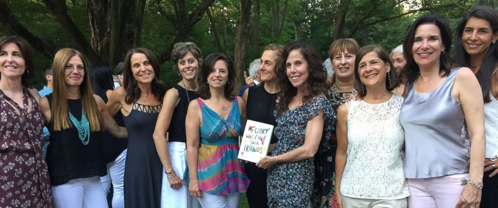 """PHOTO: Author Amy Silverstein shares how her friends supported her as she waited for a life-saving heart transplant in her new memoir, """"My Glory Was I Had Such Friends."""""""