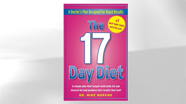 PHOTO &quot;The 17 Day Diet&quot; by Dr. Mike Moreno