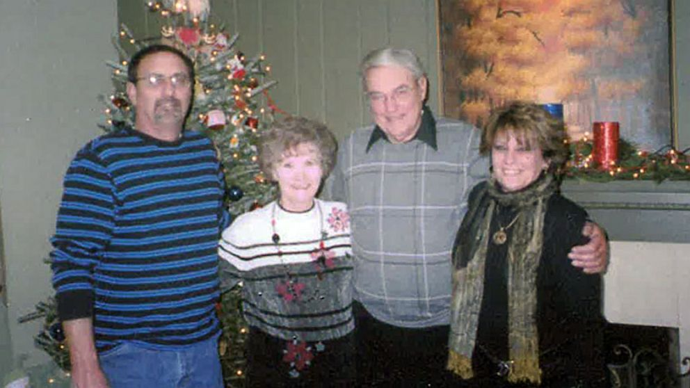 PHOTO: Constance Nenni with her family.