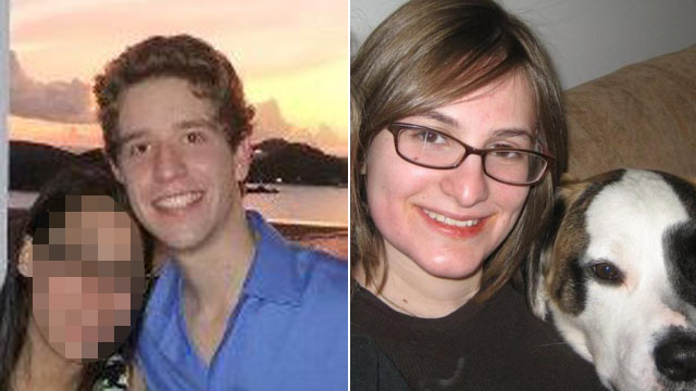 PHOTO: Jacob Vogelman and Jessie Streich-Kest were killed while walking their dog during Hurricane Sandy.